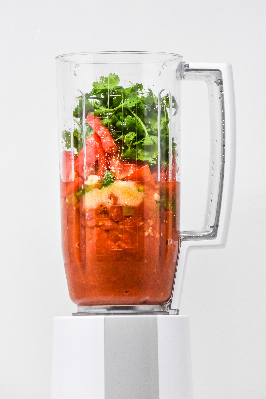 bosch blender salsa