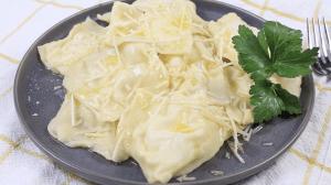 3 cheese raviolli